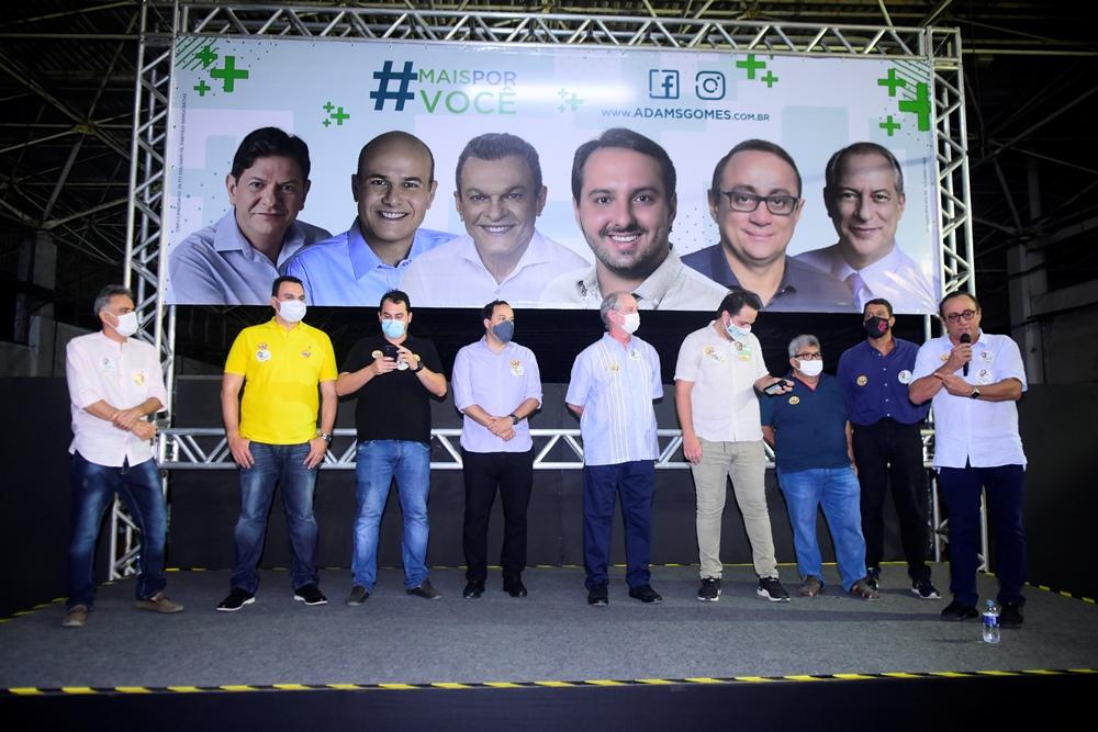 Inauguração Do Comitê De Adams Gomes (21)