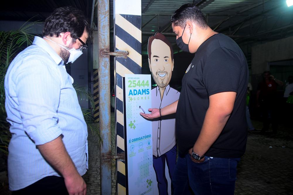 Inauguração Do Comitê De Adams Gomes (7)