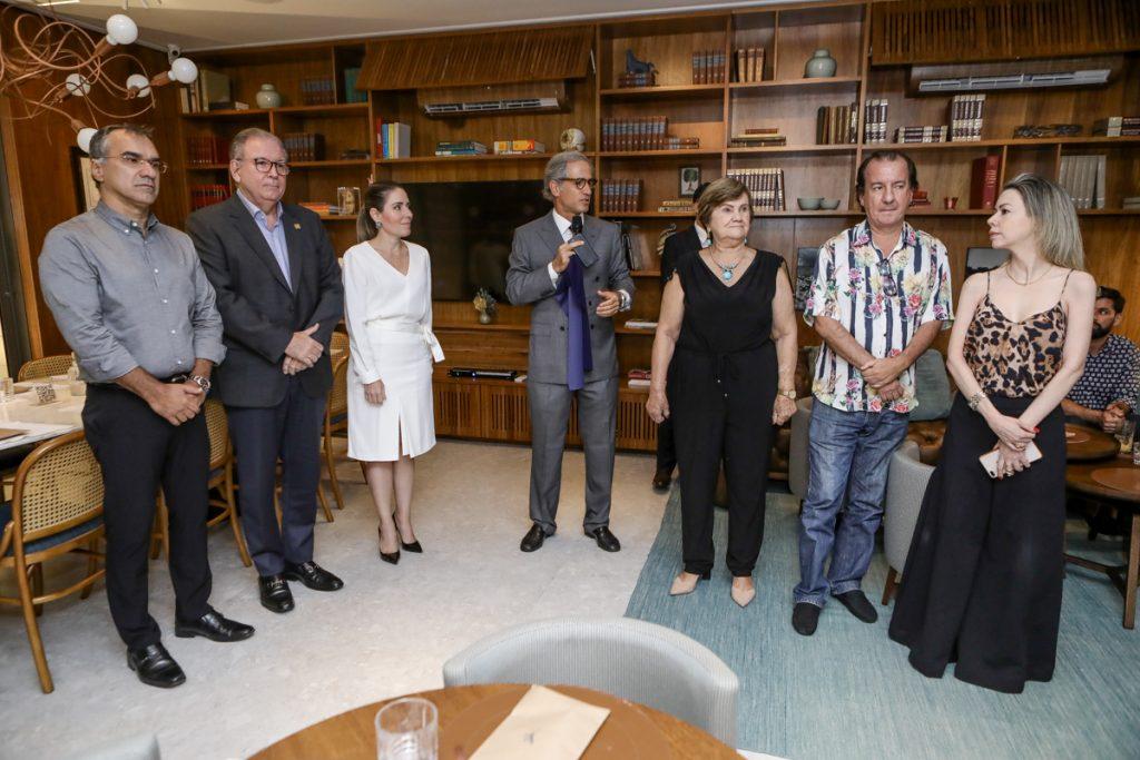 Inauguraçao Do Restaurante Restaurante Mangue Azul (7)