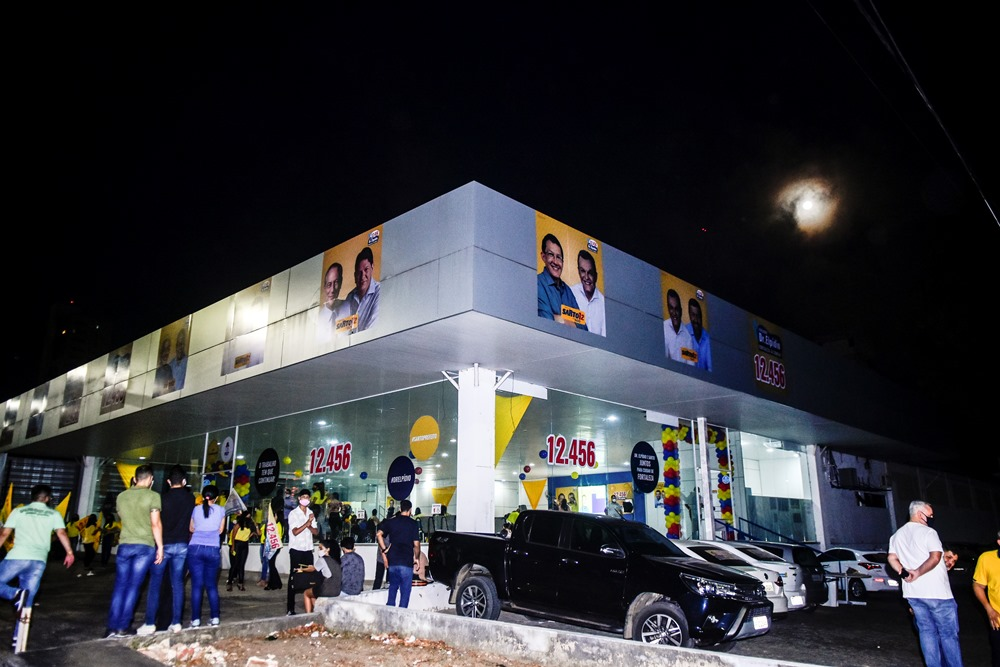 Inauguração E Lançamento Da Campanha Do Dr. Elpídio (1)