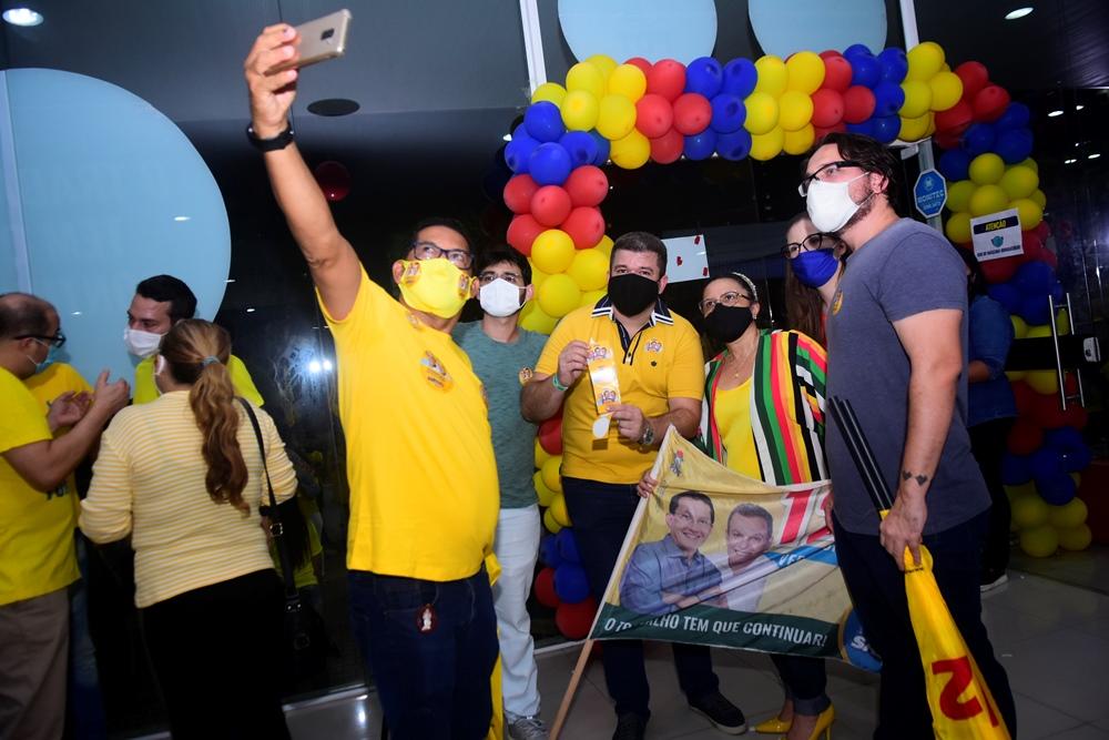 Inauguração E Lançamento Da Campanha Do Dr. Elpídio (10)