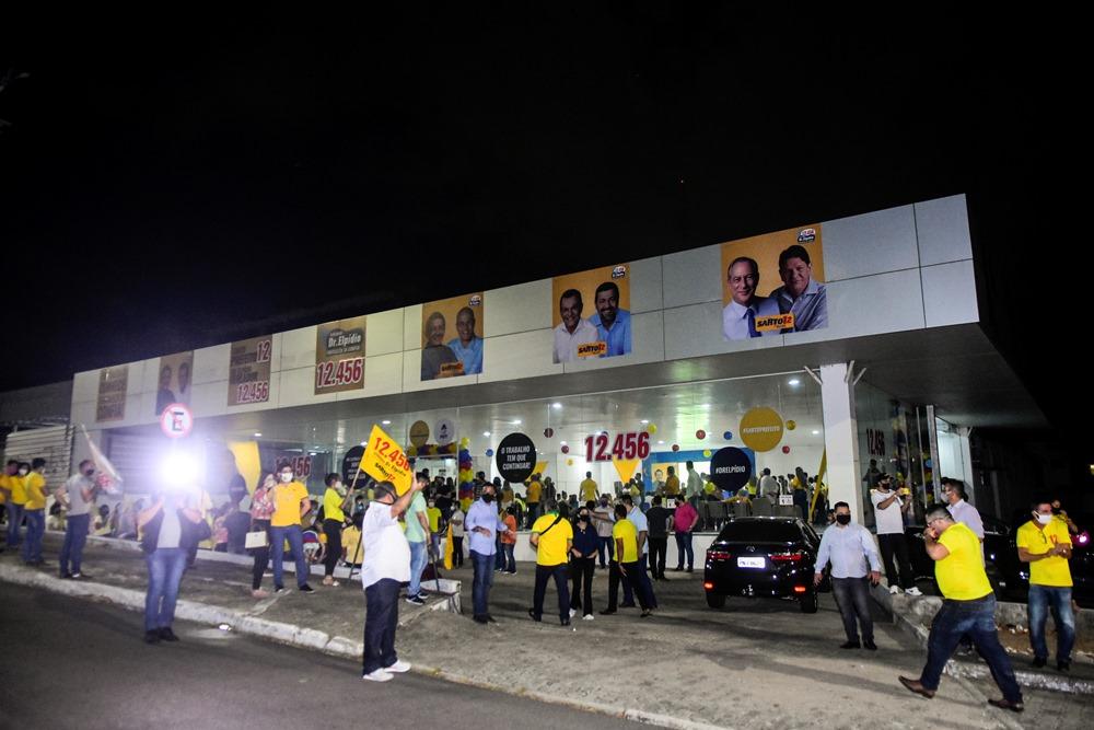 Inauguração E Lançamento Da Campanha Do Dr. Elpídio (11)