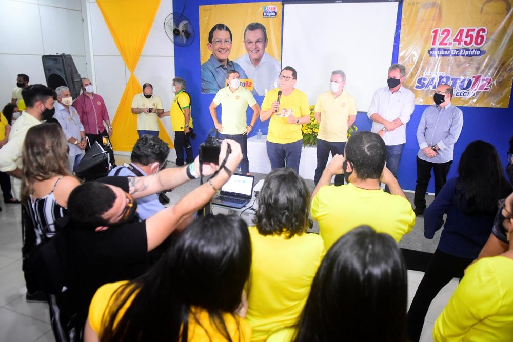 Inauguração E Lançamento Da Campanha Do Dr. Elpídio (27)