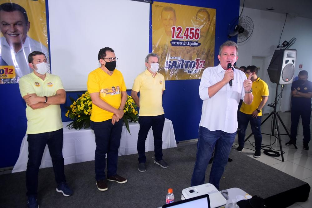 Inauguração E Lançamento Da Campanha Do Dr. Elpídio (29)