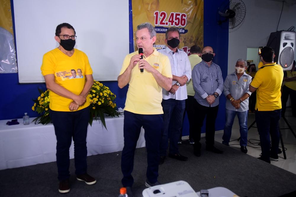 Inauguração E Lançamento Da Campanha Do Dr. Elpídio (34)