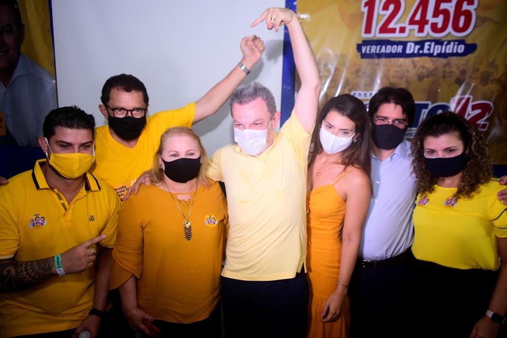 Inauguração E Lançamento Da Campanha Do Dr. Elpídio (40)
