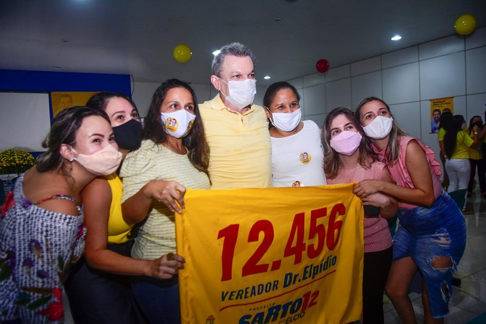 Inauguração E Lançamento Da Campanha Do Dr. Elpídio (41)