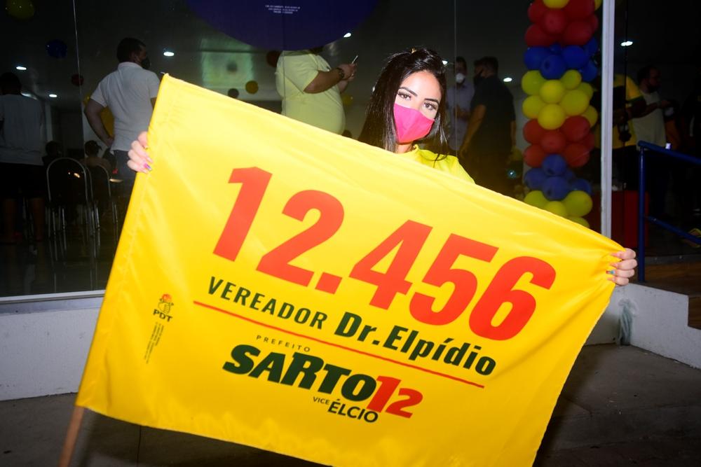 Inauguração E Lançamento Da Campanha Do Dr. Elpídio (6)