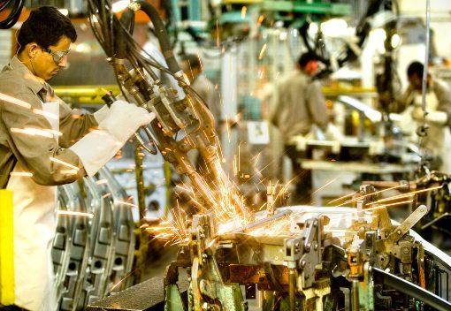 Confiança do setor industrial brasileiro tem o melhor desempenho desde 2011
