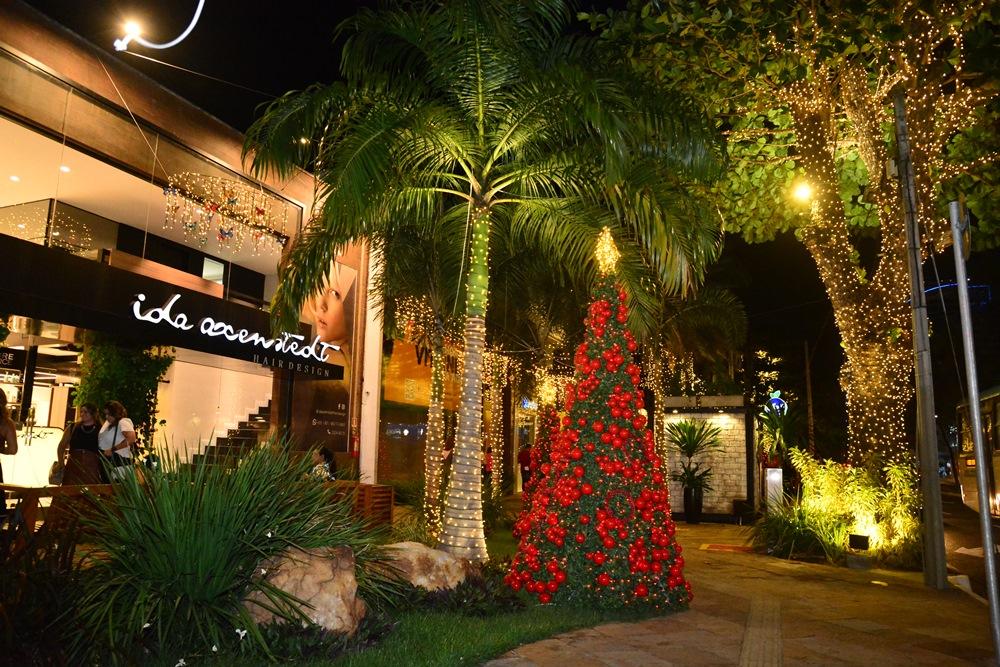 Jardins Open Mall abre a temporada de Natal no próximo dia 4 de novembro