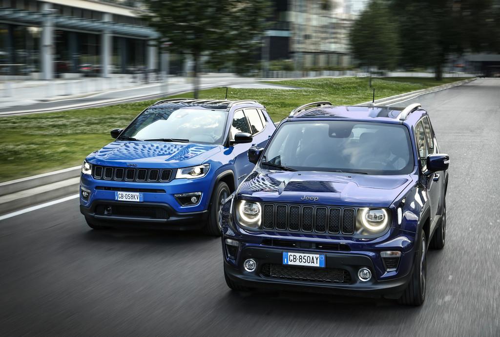 De SUV de sete lugares a modelo híbrido, Jeep vem com tudo!