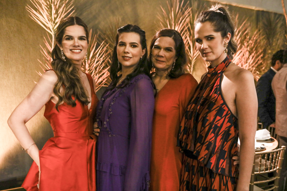 Jessica, Priscila, Beth E Gisele Sa Cavalcante