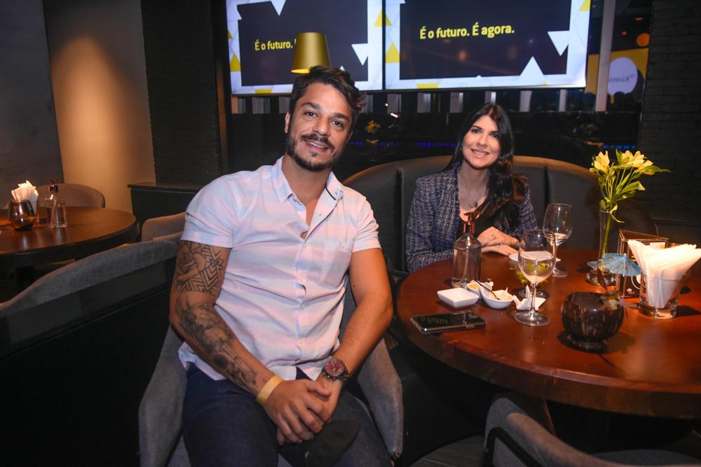 João Roncy E Raquel Pedrosa