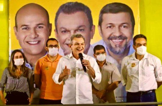 Sarto é o único candidato a registrar crescimento nas intenções de voto
