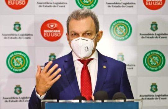 Sarto segue em recuperação, mas Roberto Cláudio e Élcio Batista continuam a campanha na Capital