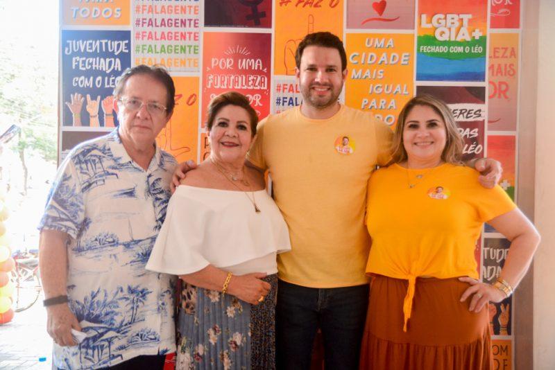 Comitê Central - Léo Couto reúne eleitores e apoiadores para a inauguração da Central de Ideias SEL