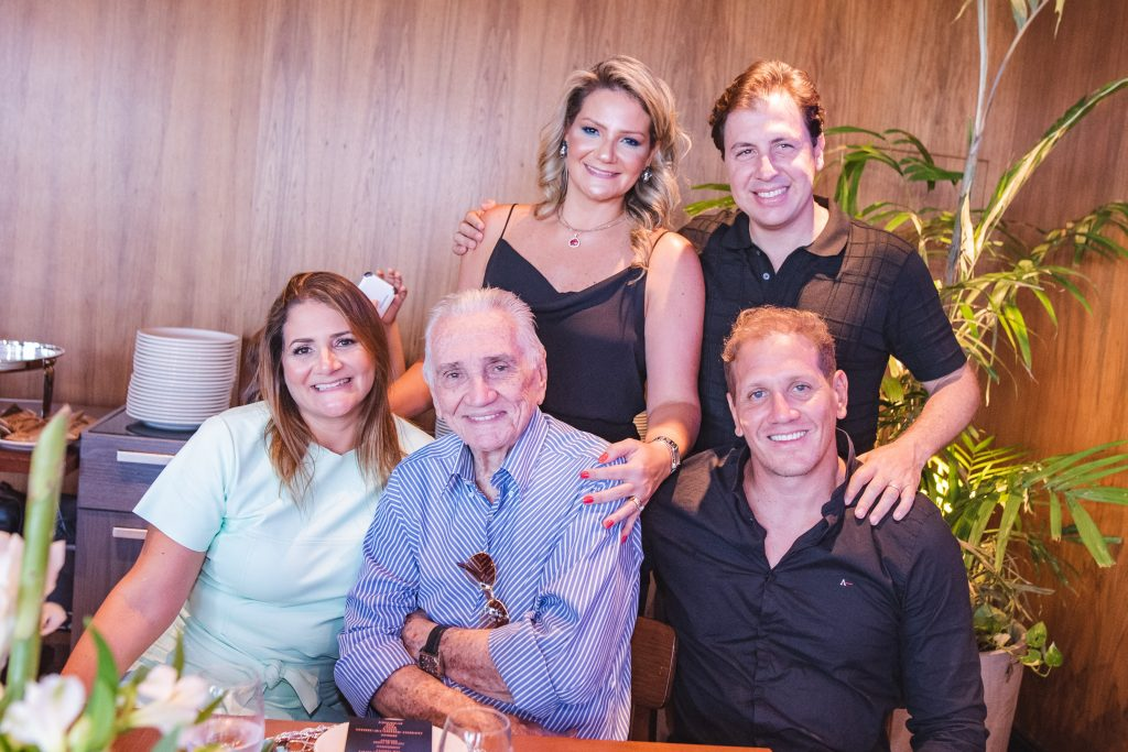 Karine Fortes, Rachel Fortes, Danilo Cavalcante E Lucas Fortes