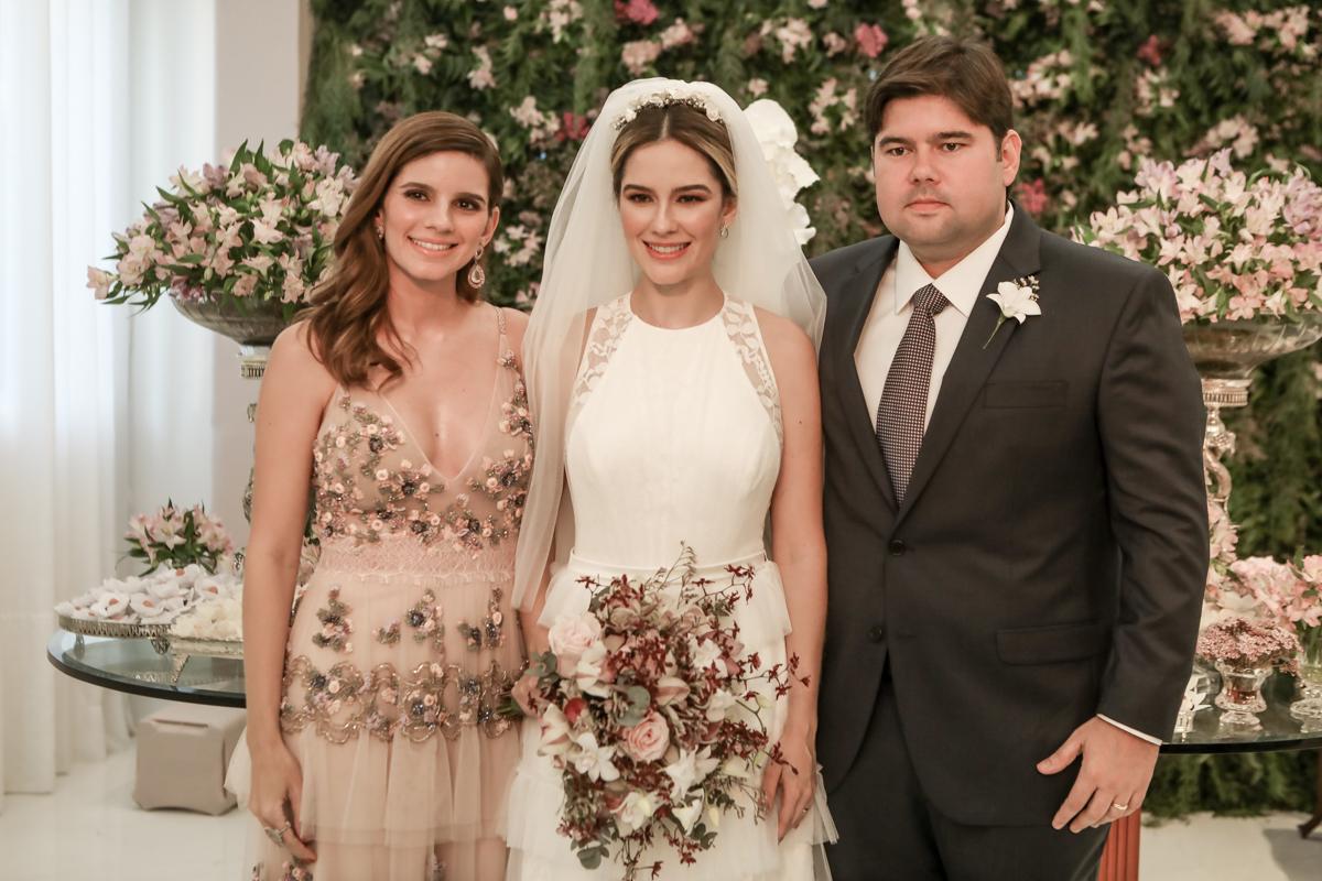 Lara, Sara E Renan Cidrao