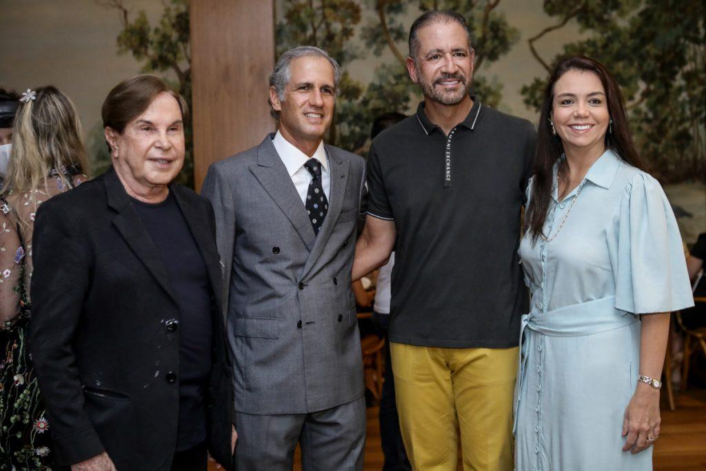 Lazaro Medeiros, Andre Bichucher, Regis E Daniela Medeiros (1)