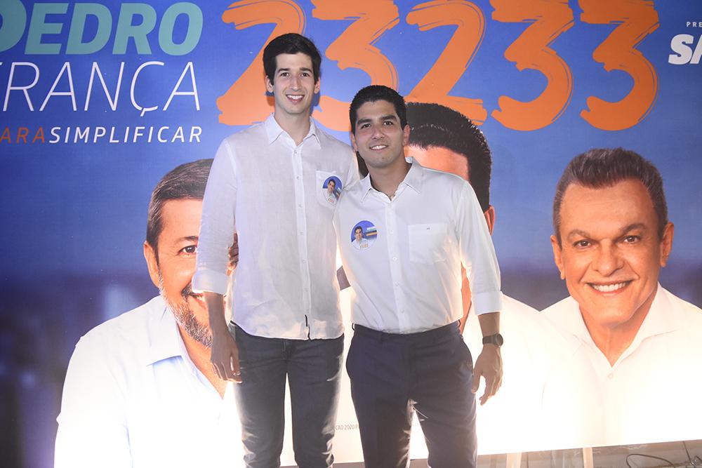 Leonardo Marinho E Pedro França