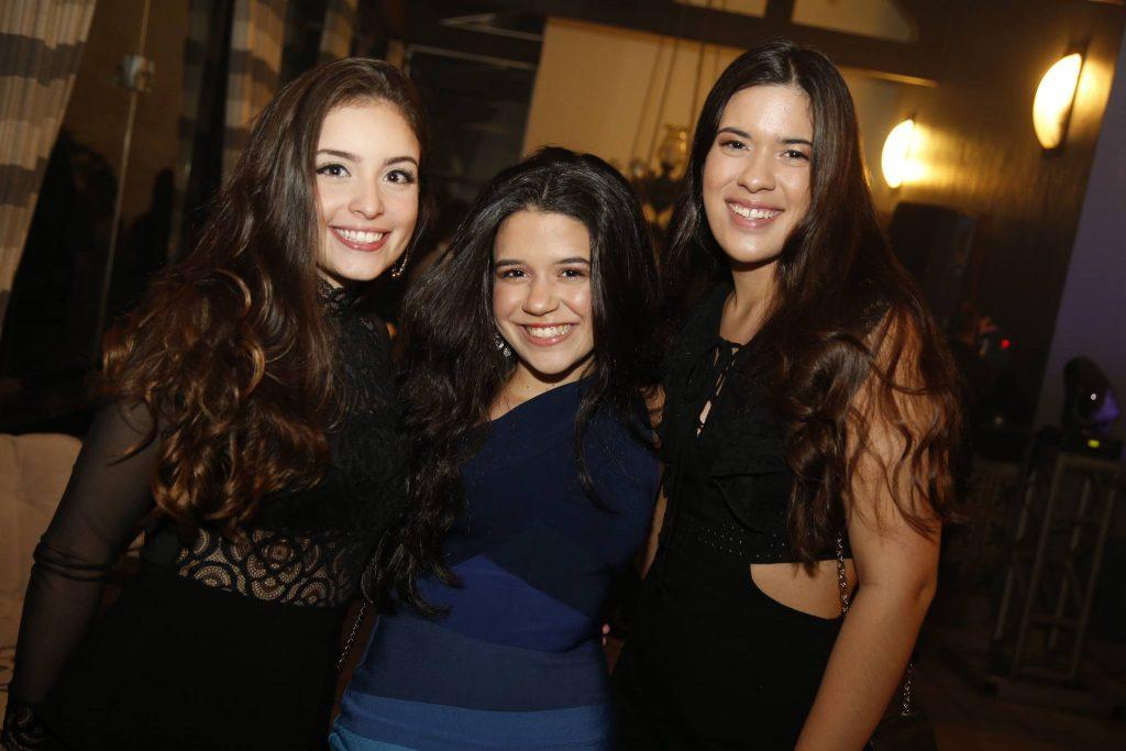 Leticia Passos, Marina Cabral, Lilian Ximenes