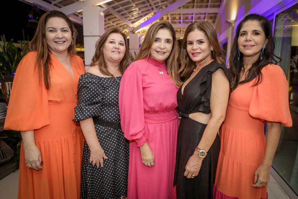 Lili Cialdini, Nilsa Moreira, Cristiane Figueiredo, Liliana Linhares E Maria Lucia Carapeba (4)