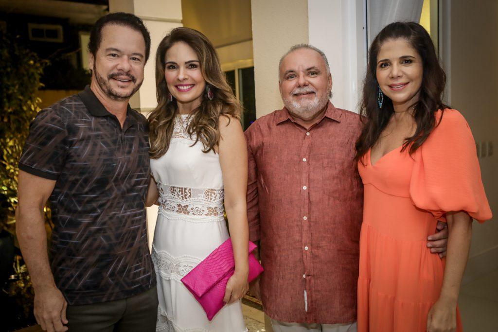 Lizandro E Eveline Fujita, Pedro E Maria Lucia Carapeba
