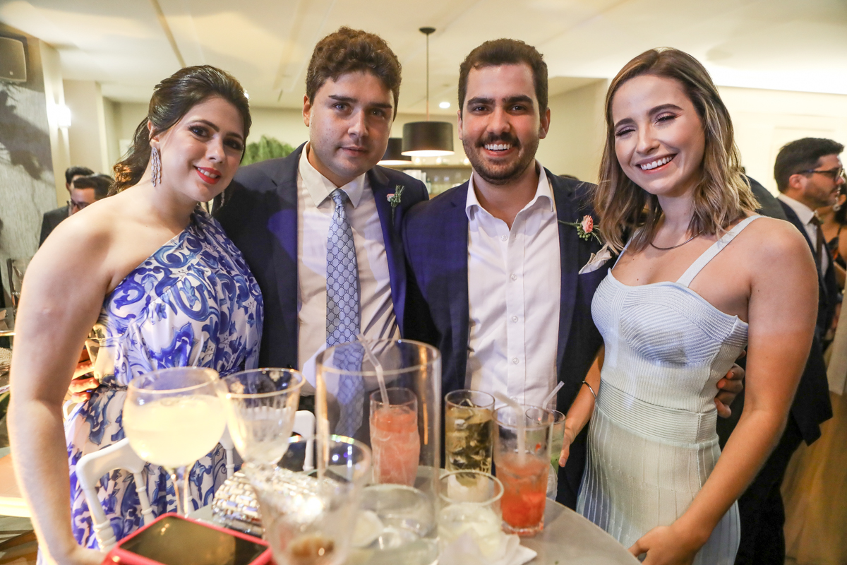 Lorena E Igor Linhares, Vicente De Castro E Beatriz Barros (2)
