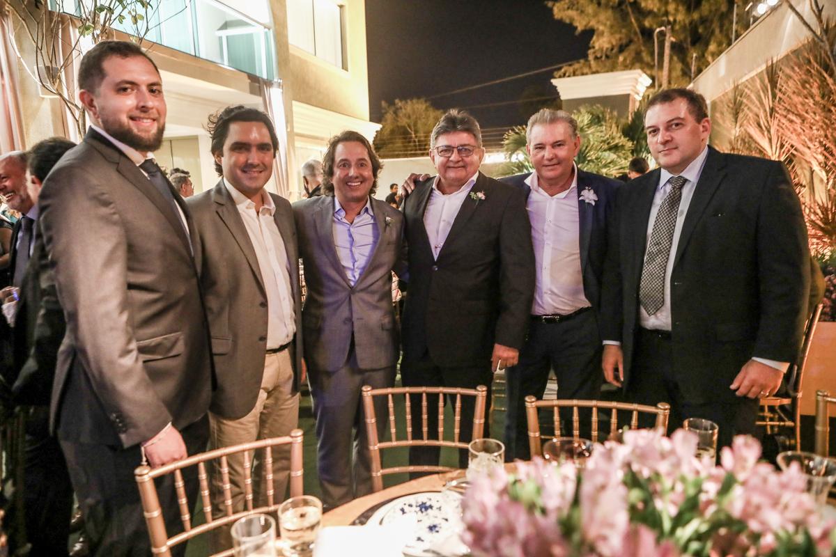 Luan Borba, Fernando Castelo Branco, Rodrigo Parente, Leco Cidrao, Pedro Holanda E Leonardo Figueiredo (1)