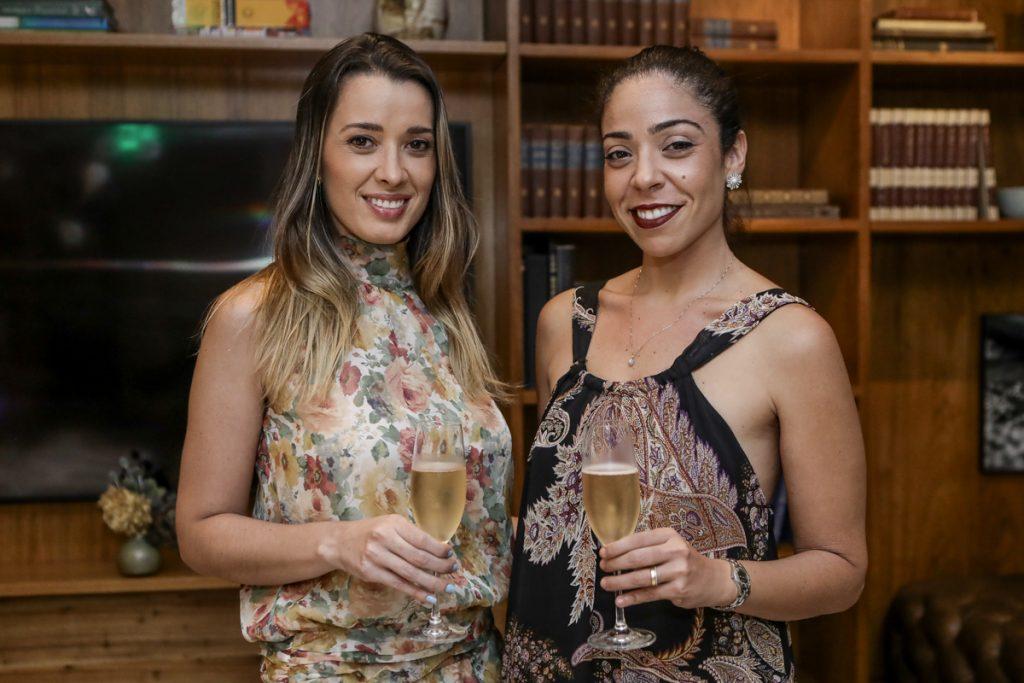 Luciana Marques E Priscila Romcy