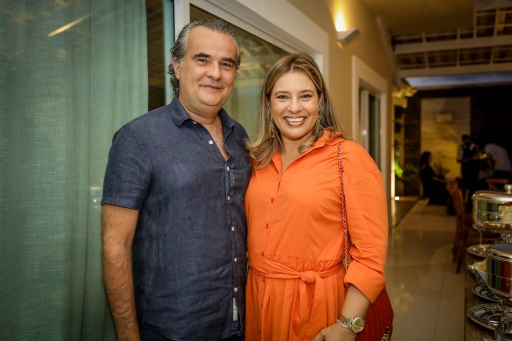 Luis Carlos E Ana Claudia Aguair