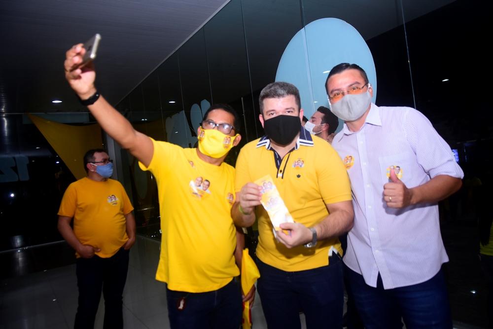 Macedo, Marcelo Nogueira E Paulinho