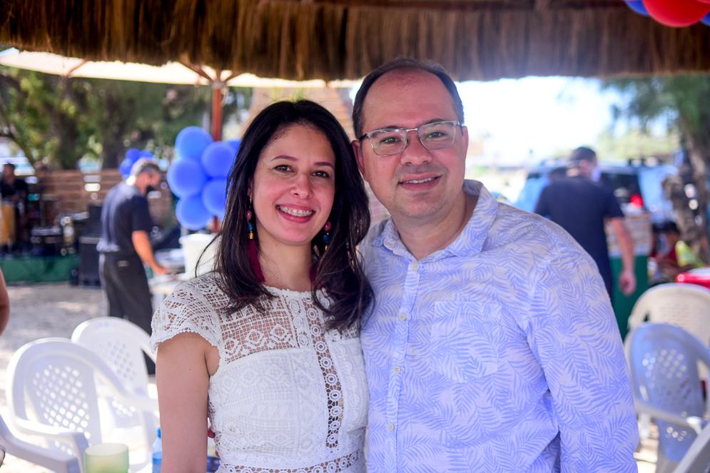 Maely E Renato Borges