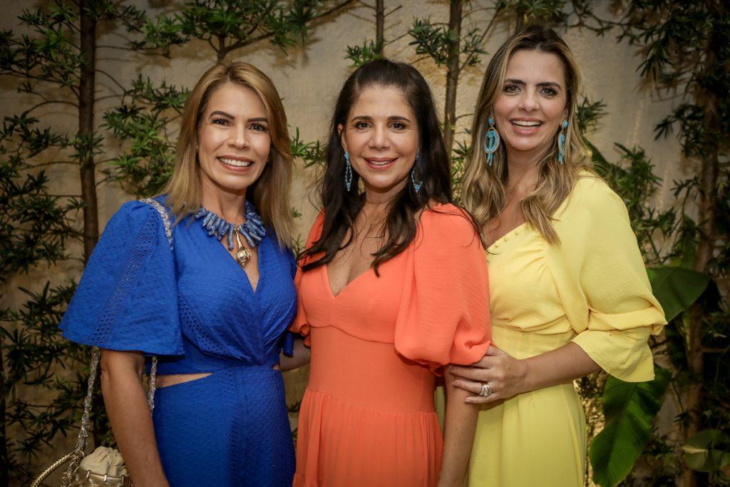 Maira Silva, Maria Lucia Carapeba E Tais Pinto