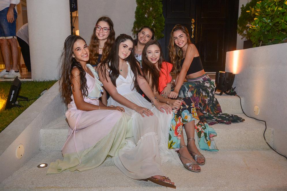Manoela Pegado, Sofia Portugal, Bibi De Castro, Cecília Pontes, Liz Herbster E Isabela Guerra