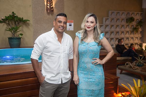 Marcio Machado E Fabiana Stanck