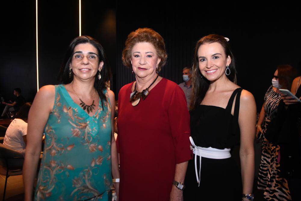 Maria José , Roberta Campos E Liana Ximenes