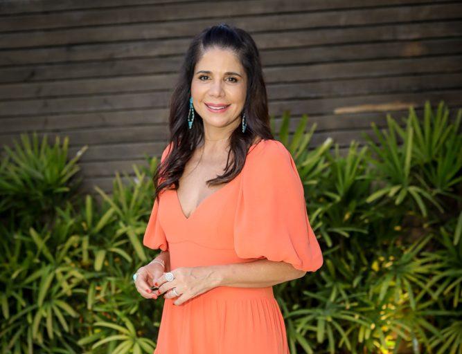 Maria Lúcia Negrão prepara a terceira edição do Lenita Fashion Day