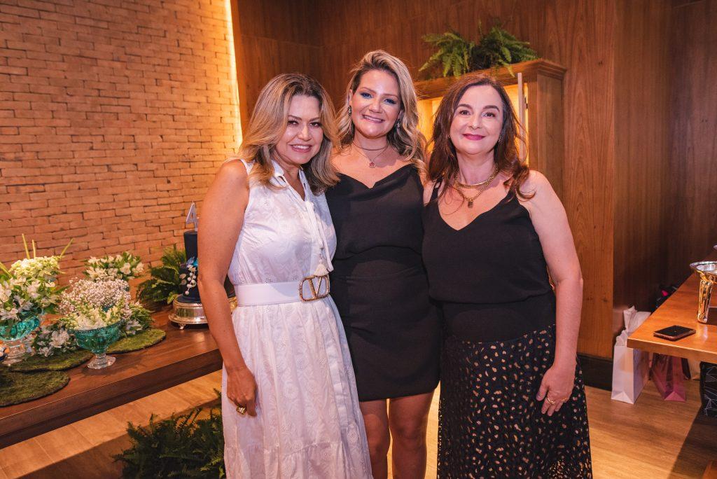 Maria Silva, Rachel Fortes E Cristiane Holanda