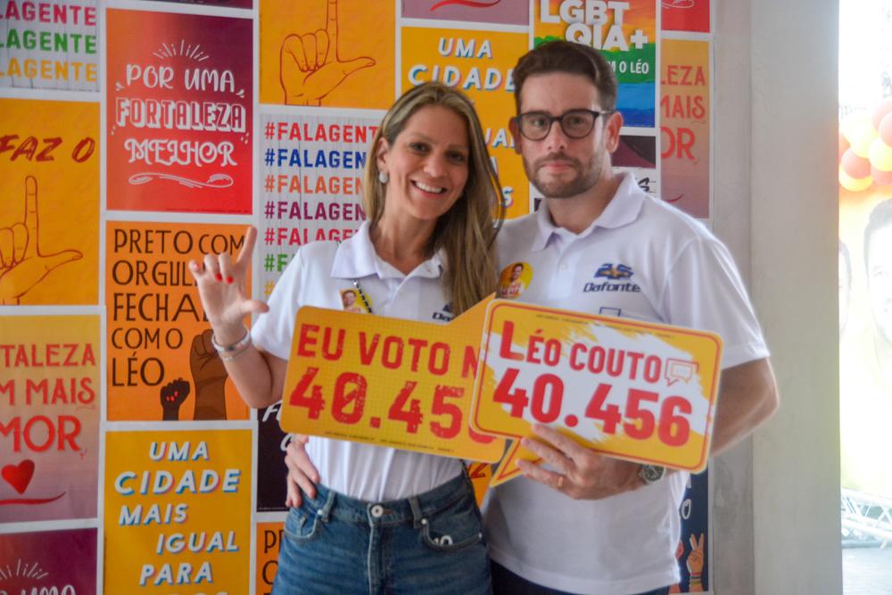 Mariana Dafonte E Felipe Bezerra