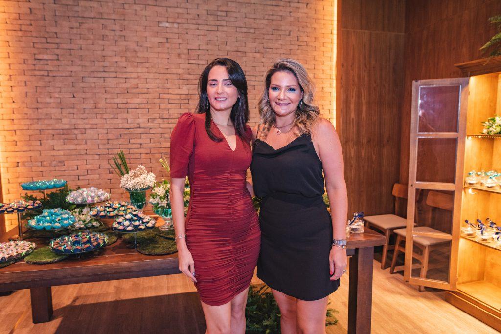 Marilia Portela E Rachel Fortes