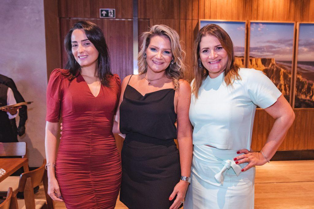 Marilia Portela, Rachel Fortes E Karine Fortes