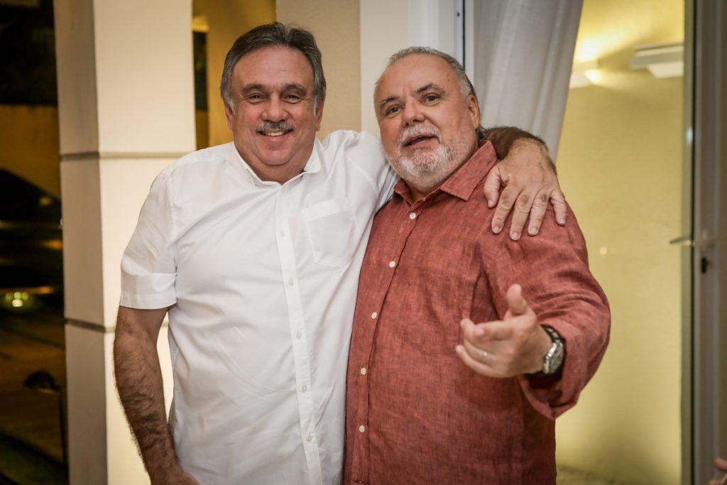Mario Jorge E Pedro Carapeba