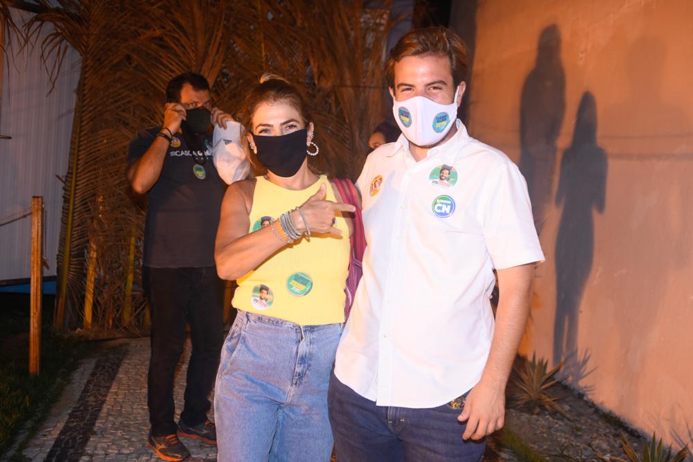Marta Brandão E Claudio Nelson