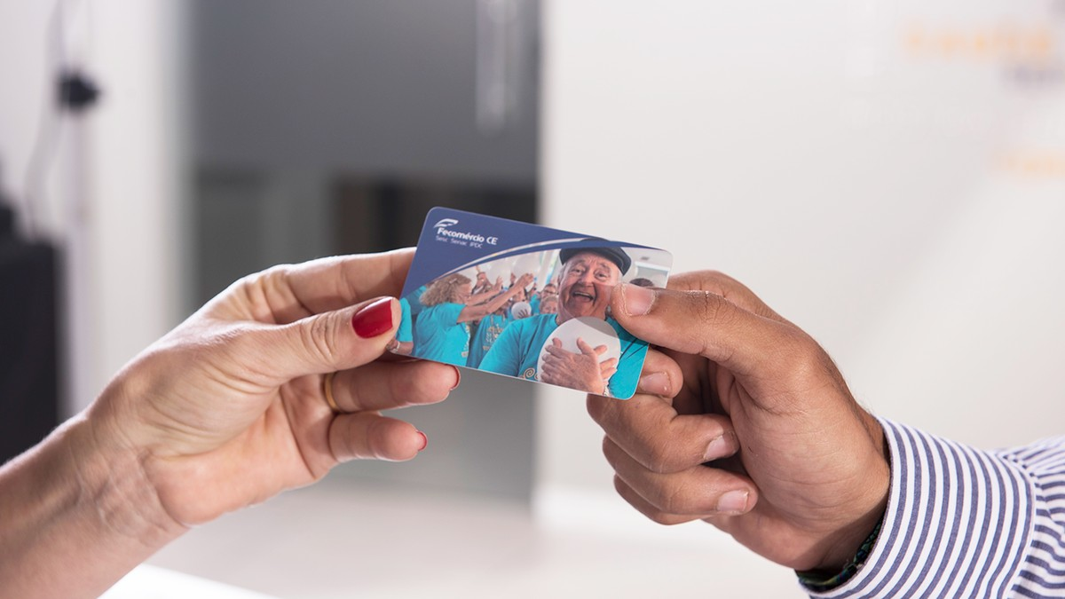 O Cartão Sesc dá acesso a um universo de serviços. Vem saber!
