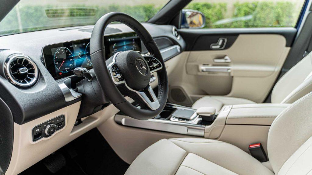 Mercedes Benz Glb 200 Launch Edition 2021 Brasil (1)