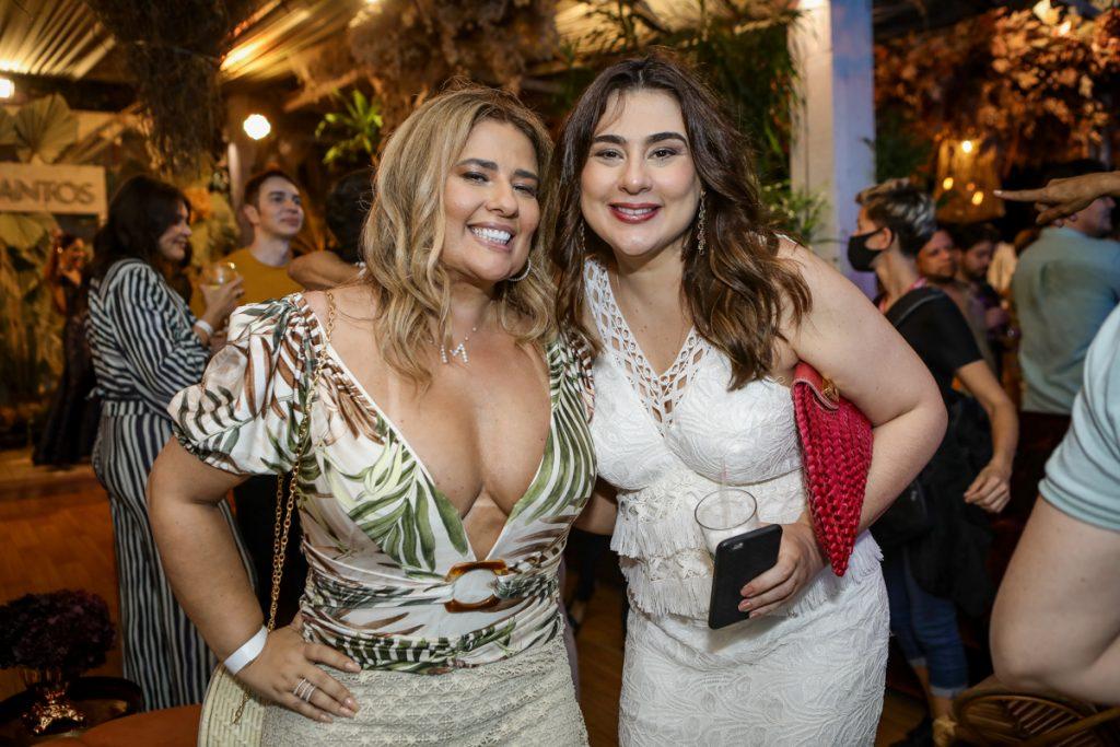 Montieli Arruda E Lia Pinheiro