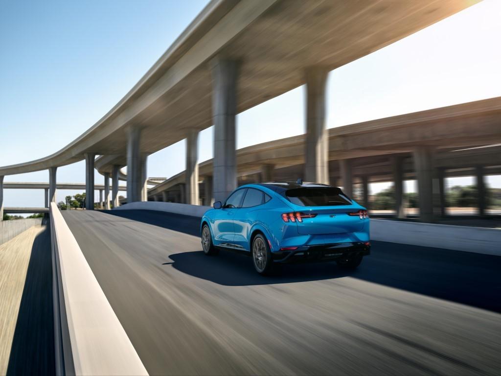 Elétrico, Ford Mustang já prepara sua comercialização, mas no formato SUV