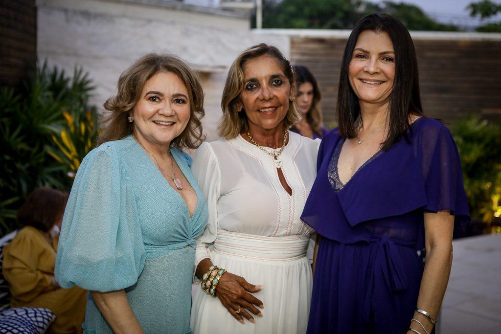 Nekita Romcy, Ines Mesquita E Liliana Farias (2)