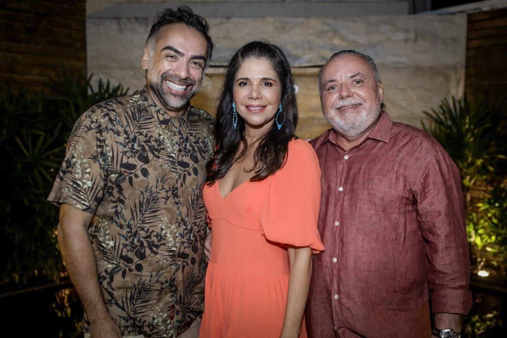 Padua Lopes, Maria Lucia E Pedro Carapeba